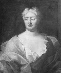 Dorothea Vilhelmina, 1691-1743, prinsessa av Sachsen-Zeitz lantgrevinna av Hessen-Kassel