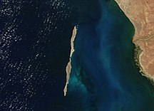 Dorre Island-Geography-Dorre Island in Shark Bay