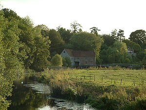 Blackmore Vale - Sturminster Newton watermill