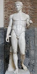 Doryphoros from Pompeii