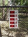 Double Fence Warning Sign - panoramio.jpg