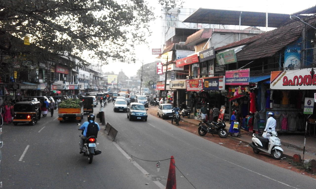 Malappuram India  City new picture : Downhill Malappuram , India Wikipedia