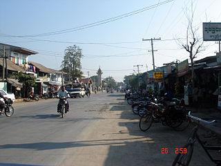 Kyaukse,  Mandalay, Мьянма