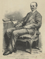 Dr. Pedro Francisco da Costa Alvarenga, segundo uma photographia de Mulnier - O Occidente (11Ago1883).png