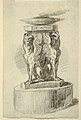 Drawing, An altar dedicated to Apollo, 1815 (CH 18117085).jpg