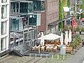 Dreharbeiten Wilsberg (Hafen) Mundtot.jpg
