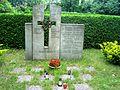 Dresden Neuer Katholischer Friedhof Grab Gedenkstätte Märtyrer.JPG