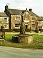 Drinking Fountain on Village Green at Ramsgill - geograph.org.uk - 1202398.jpg