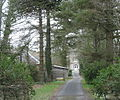 Driveway to the blocked gate passage at Bodvel Hall - geograph.org.uk - 678292.jpg
