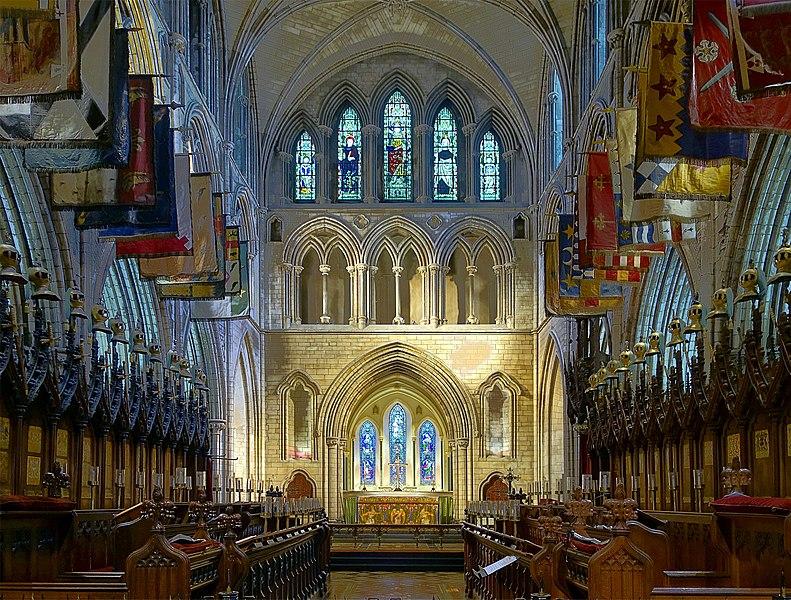 File:Dublin cathedral choeur.JPG