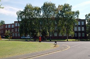 Dudley College - Main campus of Dudley College