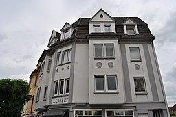 Duisburg, Ecke Kaiserstraße und Viktoriastraße, 2012-07 CN-04