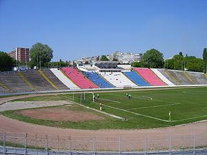 Stadionul Nicolae Rainea - Stadionul Oţelul