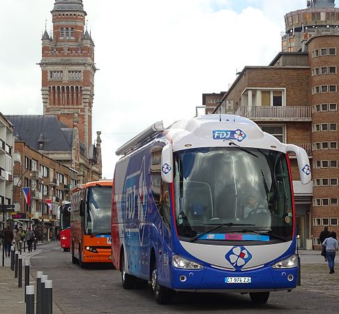 Dunkerque - Quatre jours de Dunkerque, étape 1, 6 mai 2015, départ (C55).JPG
