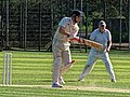 Dunmow CC v Felixstowe and Corinthians CC at Great Dunmow, Essex, England 012.jpg
