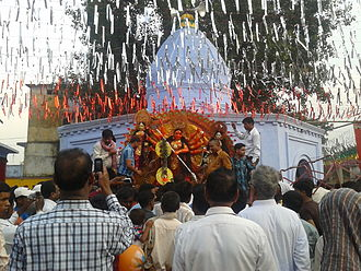 Khairachatar - Durga Puja Celebration