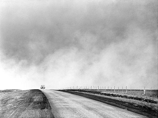 Dust bowl, Texas Panhandle, TX fsa.8b27276 negative