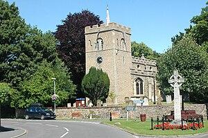 Duxford - Image: Duxford village