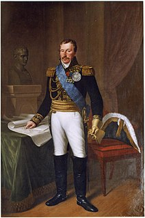 Dirk van Hogendorp (1761–1822) Dutch general and politician