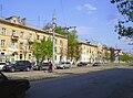 Dzerzhinsk. Near Lenin Avenue & Arkady Gaidar Street Crossing.jpg