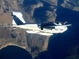 VAQ-129 - An VAQ-129 EA-6B in 2004.