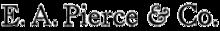 Il logo della E.A. Pierce