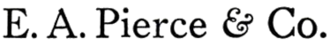 Merrill Lynch - Image: EA Pierce logo