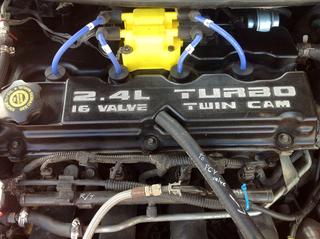 Chrysler 1.8, 2.0 & 2.4 engine Motor vehicle engine