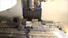 Datei:EGU-Metall CNC-Fräsen Aluminium.webm