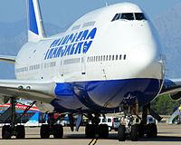 EI-XLH - B744 - Rossiya
