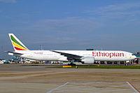 ET-APY - B77W - Ethiopian Airlines
