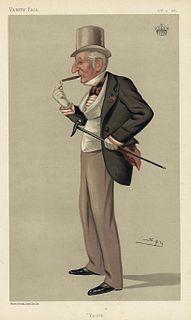 George Finch-Hatton, 11th Earl of Winchilsea English Earl