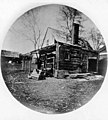 Early structure at Fort Nisqually, Washington, ca 1870 (WASTATE 205).jpeg
