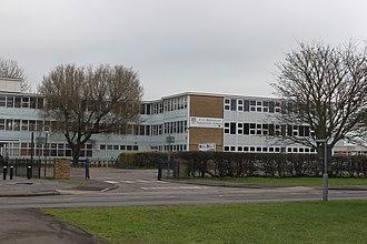 Bridgwater College Academy - Image: East Bridgwater Community School