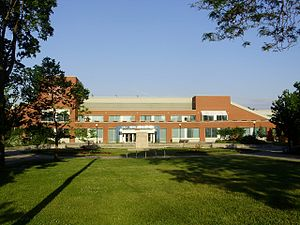 East York Civic Centre - Image: East York Civic Centre