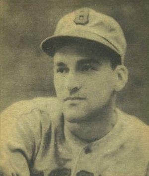 Eddie Miller (infielder) - Image: Eddie Miller 1940 Play Ball card