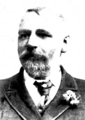 Edmund Reid - Edmund Reid in about 1896.