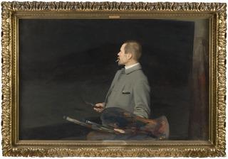 Edvard Rosenberg, the Artist