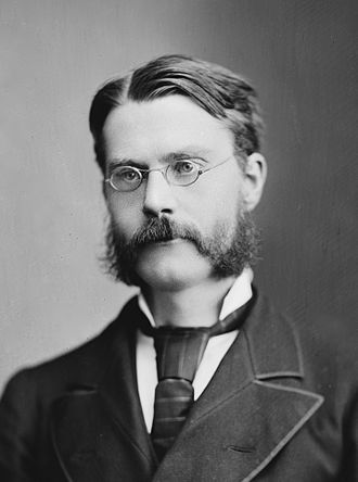 Edward S. Holden - Edward Singleton Holden sometime between 1870 and 1880.
