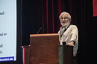 Edward Zalta during Wikimania 2015.jpg