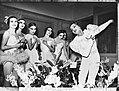Eerste optreden ballet Cherge Zifar, Bestanddeelnr 901-9631.jpg