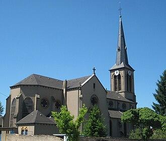 Florange - St. Agatha's Church