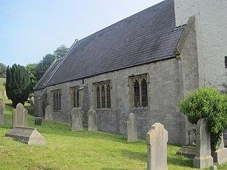 Bodfari - Image: Eglwys Sant Staffan Bodfari Sir Ddinbych St Stephen's Parish Church Bodfari, Denbighshire 03