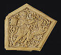 Egyptian - Plaque with Figural Scene - Walters 71562.jpg