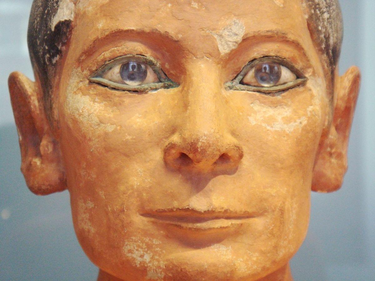 sculpture en 201gypte antique � wikip233dia