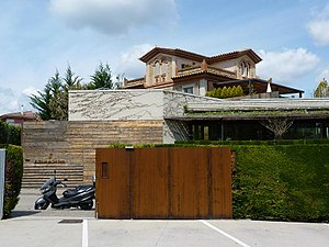 El Celler de Can Roca - The exterior of El Celler de Can Roca