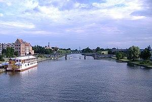 Elbląg (river) - Elbląg River