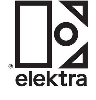 Elektra Records - Elektra Records logo as of 2013.