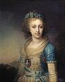 Elena Pavlovna of Russia by V.Borovikovskiy (1796, Gatchina).jpg