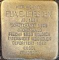 Elia E. Leibsohn Eckenheimer Landstr. 38, Frankfurt am Main-Nordend.jpg